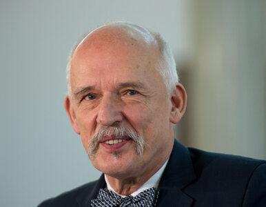 Janusz Korwin-Mikke proponuje podział uczniów według płci