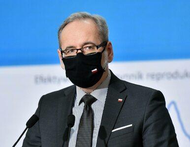 """""""Prosty rozbieg trzeciej fali"""". Minister Niedzielski zapowiada wzrost..."""