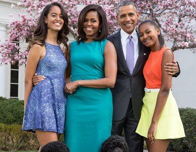 Malia i Natasha Obama. Na nowym zdjęciu widać, jak zmieniły się córki...