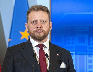 """Łukasz Szumowski złożył dymisję. """"Wracam do wyuczonego zawodu"""""""