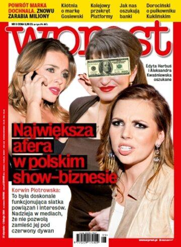 Okładka tygodnika WPROST: 5/2014