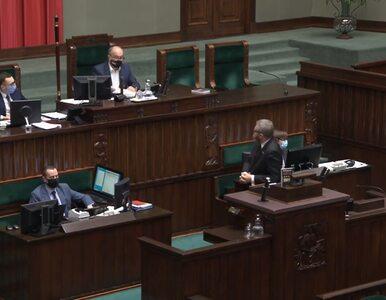 Czarzasty nie dopuścił Brauna do głosu w Sejmie. O pomoc prosił...