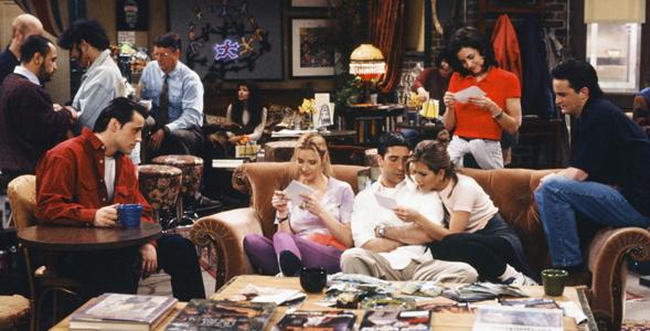 """Quiz z 24. odcinka serialu """"Przyjaciele"""". Sprawdźcie się!"""