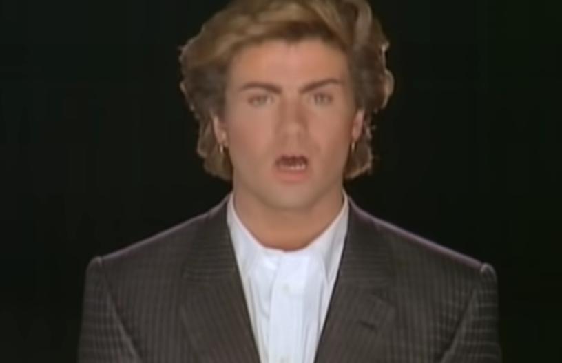 Jak brzmi tytuł tej piosenki George'a Michaela?