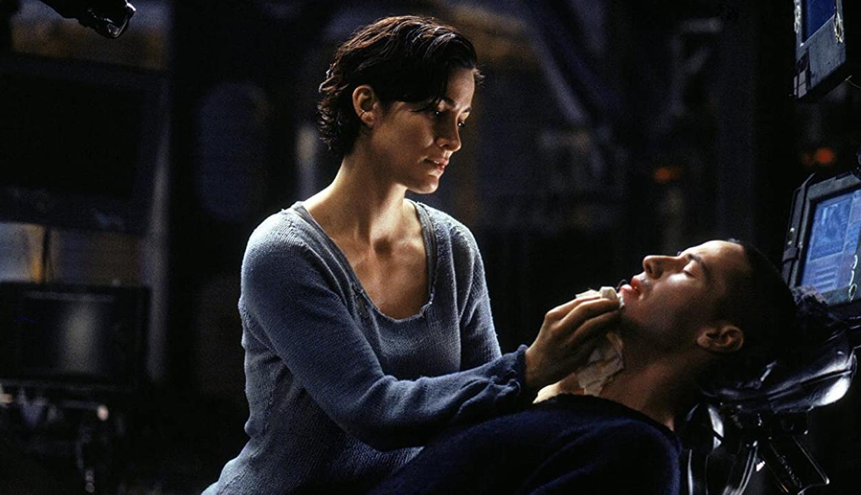 "Jak nazywa się ta bohaterka filmu ""Matrix""?"