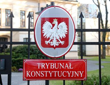 TK znów nie zajmie się sprawą unijnego prawa. Rozprawa nagle spadła z...