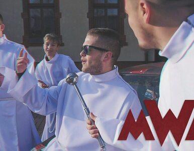 Ministranci przerobili utwór Ronniego Ferrari. Efekt? Oceńcie sami