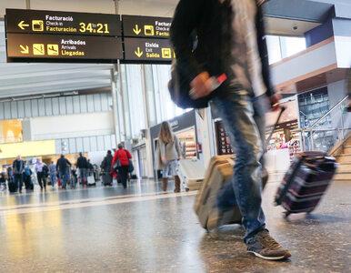 Zagadkowa śmierć brytyjskiego turysty. Znaleziono go na lotnisku z...