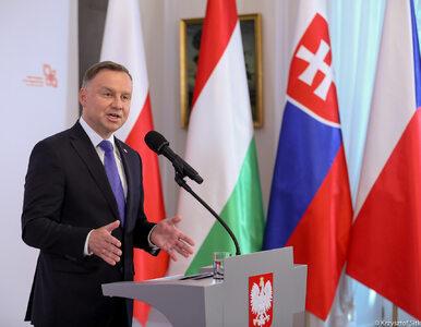 Inauguracja polskiej prezydencji w Grupie Wyszehradzkiej. Jasne...