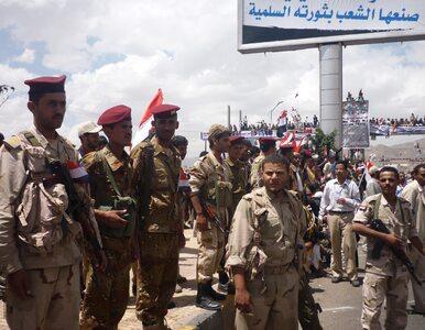 """Dramatyczna sytuacja w Jemenie, brakuje pożywienia i wody. """"Katastrofa..."""