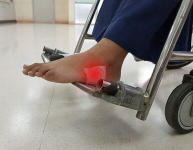 Nowe bandaże zapobiegają... amputacji stopy cukrzycowej! Rewolucja?