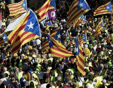 Napięta sytuacja przed referendum w Katalonii. Kilkaset traktorów w...