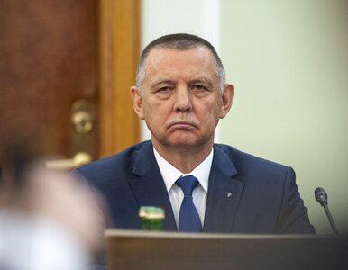 Marian Banaś na wojnie z PiS