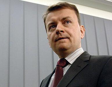 """"""" Dlaczego Arłukowicz ma być ministrem infrastruktury? Bo jest..."""
