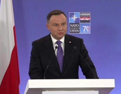 Prezydent Duda po ustaleniach szczytu NATO: To zwycięstwo Polski