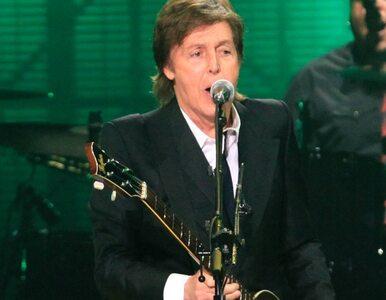 Paul McCartney w Warszawie. Przywitał się z fanami po polsku
