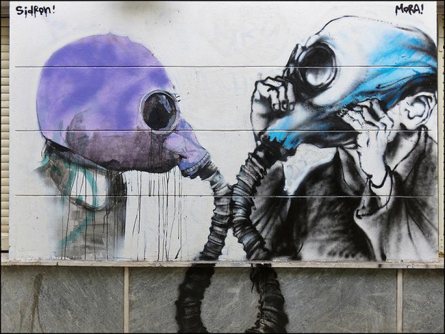 Ateny, Grecja fot. boredpanda.com