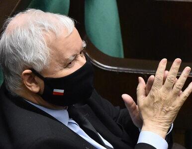 """Jak prezes PiS reaguje na protesty? """"To mu przypomina sytuację w USA"""""""