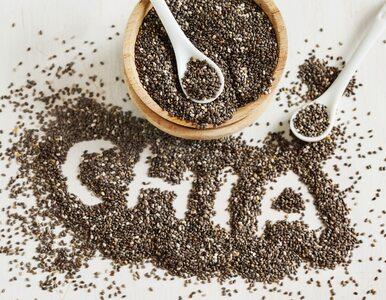 Chia – superfood, którego nazwa oznacza... siłę! 7 mało znanych zalet...
