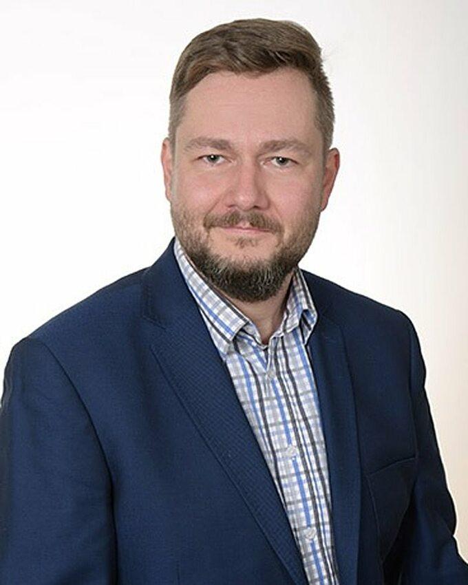 Dr Wojciech Pawlak