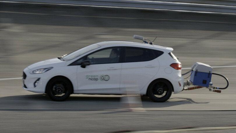Testy Green NCAP