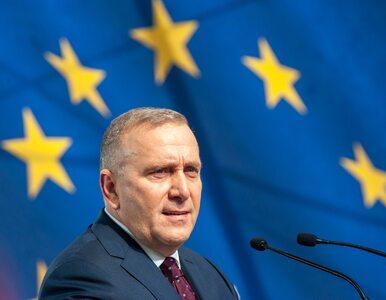 """Koalicja Europejska zaprezentowała deklarację programową. """"Jestem pewny,..."""