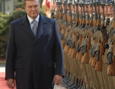 Janukowycz przedstawił kandydatów na premiera