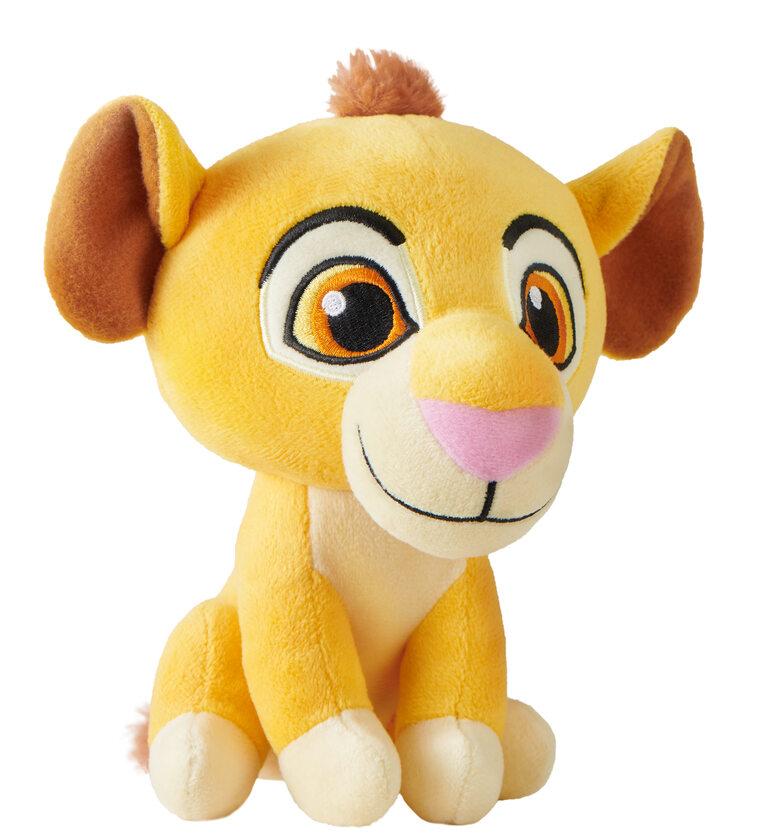 """Pluszowe postaci z bajek Disneya w Lidl – Simba z """"Króla Lwa"""""""