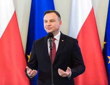 Andrzej Duda o płacach w NBP: Jako prezydent nie ukrywam, że zazdroszczę