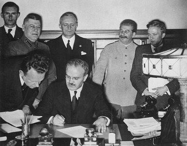 Porozumienie, które otworzyło drogę do wojny. 81 lat temu podpisany...