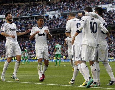 Liga hiszpańska: Real wygrywa, ale...