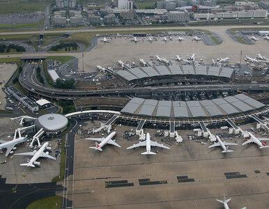 Francja. Blokada terminala na lotnisku Charlesa de Gaulle'a....