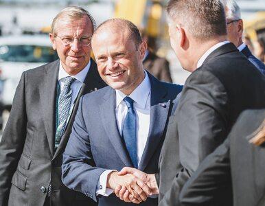 Mord na dziennikarce pogrążył premiera Malty