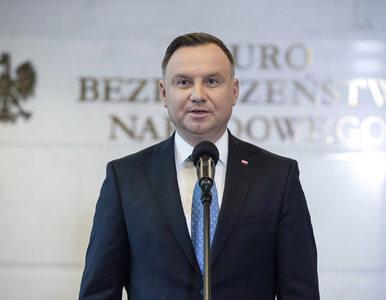 Andrzej Duda: Niektóre produkty zdrożały, ale potaniał olej