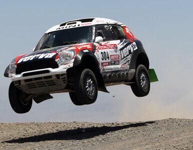 Trójka na koniec. Hołowczyc skończył Dakar na 10. miejscu