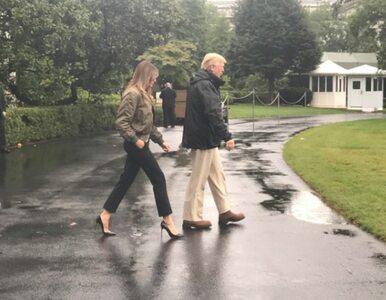 Lawina krytyki z powodu stroju Melanii Trump. Komentujący pominęli ważny...