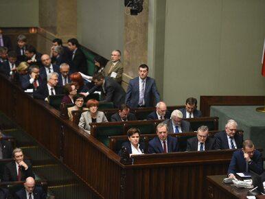 """""""Dojdzie do głosowania i opozycja polegnie"""". Wicepremier ocenia wniosek..."""