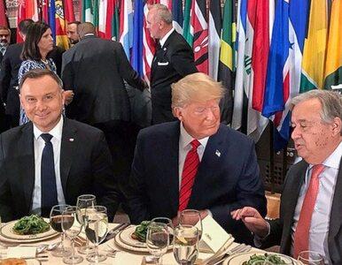 Prezydenci Duda i Trump mieli kolejną okazję do rozmowy? Tak sugerują...