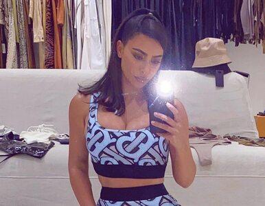 Lawina hejtu w kierunku Kim Kardashian. Wszystko przez zdjęcia z jej 40....