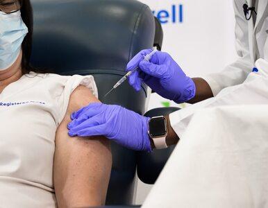 Eksperci chcą skrócić czas między dawkami szczepionki Pfizer. Mają...