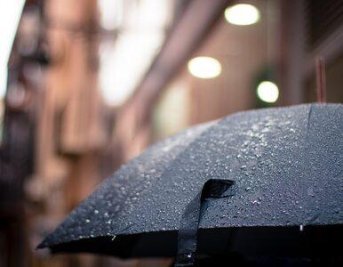 Poniedziałek z deszczem na wschodzie i Pomorzu. Od środy zrobi się cieplej