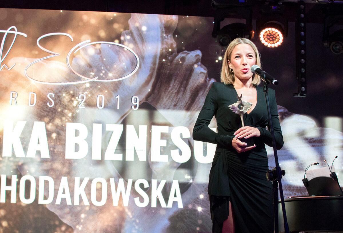 Ewa Chodakowska, laureatka ShEO Awards