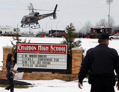 Masakra w szkole Ohio: odwet czy amok?