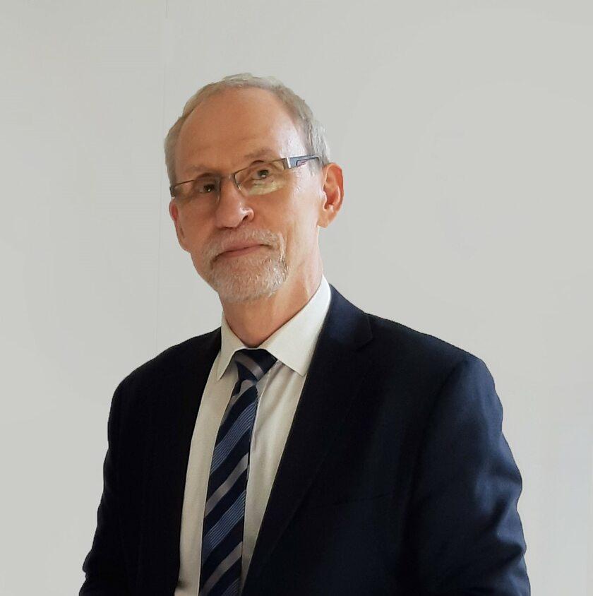 Robert Szyman, dyrektor generalny PZPTS