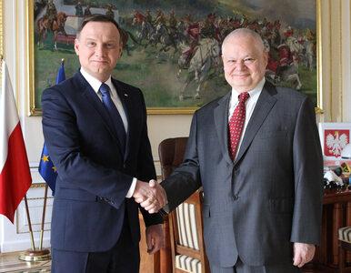 Sejmowa komisja pozytywnie o kandydaturze Glapińskiego na prezesa NBP