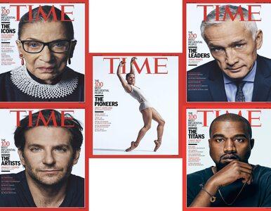 """""""Time"""" opublikował listę """"100 najbardziej wpływowych ludzi świata""""...."""
