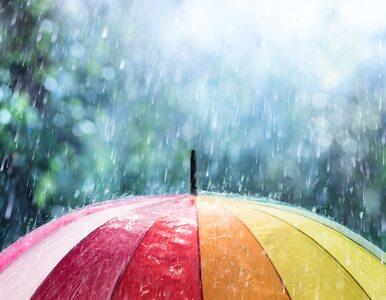 Środa pochmurna i z deszczem. Miejscami pojawi się grad