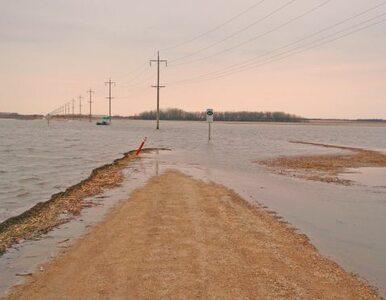 Czerwona Woda zalała Sulików