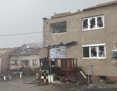 """Tragiczne burze i tornado w Czechach. Co najmniej 150 rannych. """"Można..."""