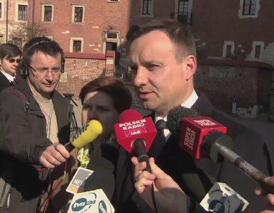 Duda: Mam nadzieję, że Polacy będą dzisiaj tak zjednoczeni, jak 5 lat temu